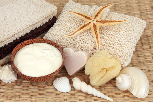 Natural Skincare Products Stock photo © marilyna