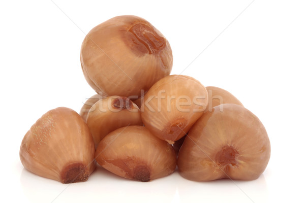 Pickled Onions Stock photo © marilyna