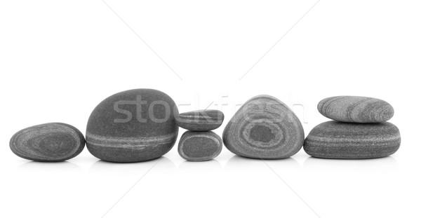 старые каменные Существа zen аннотация дизайна Сток-фото © marilyna