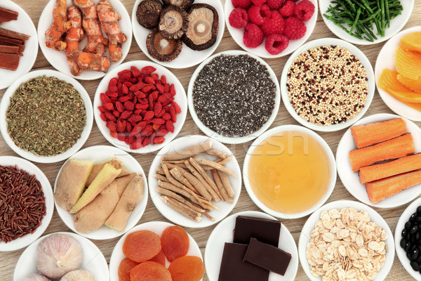 Health Food Stock photo © marilyna