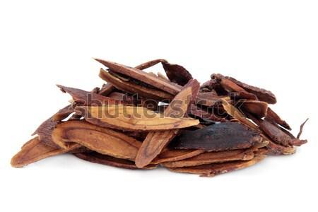 Lukrecja korzeń miodu używany chińczyk Zdjęcia stock © marilyna