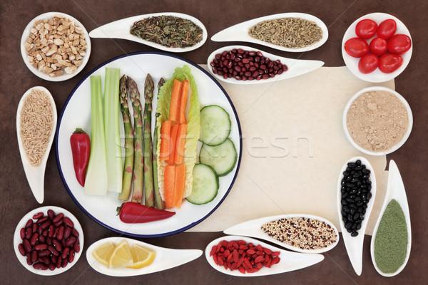Egészséges fogyókúra étel nagy diéta egészség Stock fotó © marilyna