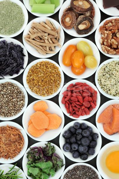 Brain Boosting Super Food  Stock photo © marilyna