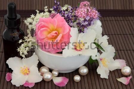 Verbena Aromatherapy  Stock photo © marilyna