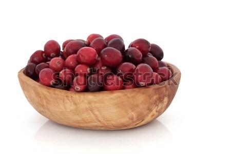 Cranberry Fruit Stock photo © marilyna