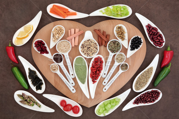 Healthy Weight Loss Food Stock photo © marilyna