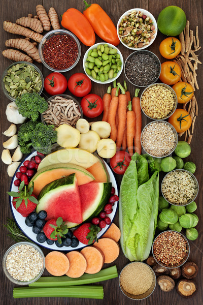 Healthy Diet Food Stock photo © marilyna