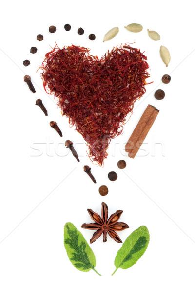 Spice Abstract Stock photo © marilyna