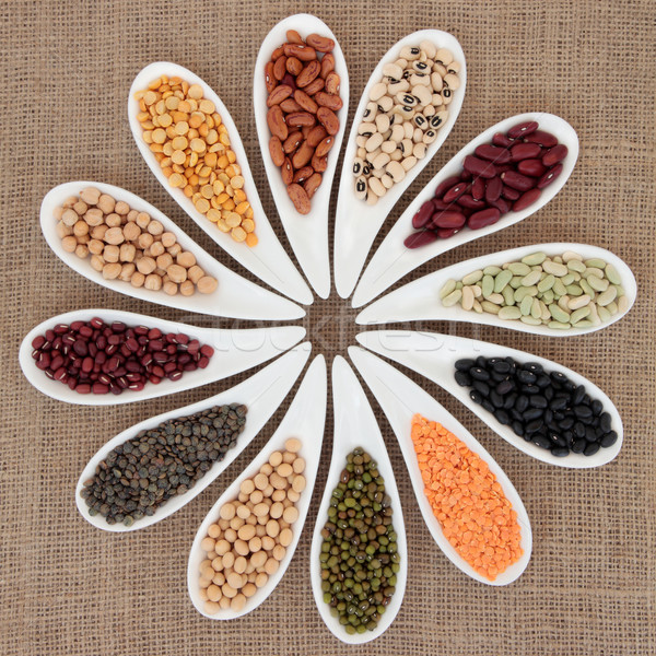 Pulses Selection Stock photo © marilyna