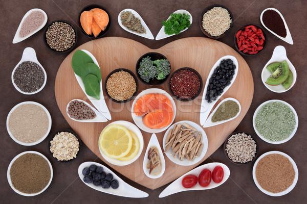 Super Health Food Stock photo © marilyna