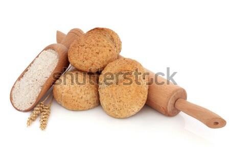Wholegrain Bread  Rolls Stock photo © marilyna