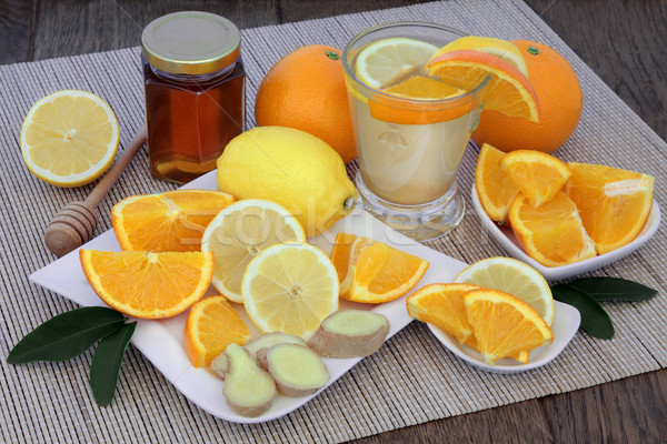 Natural Health Drink Stock photo © marilyna