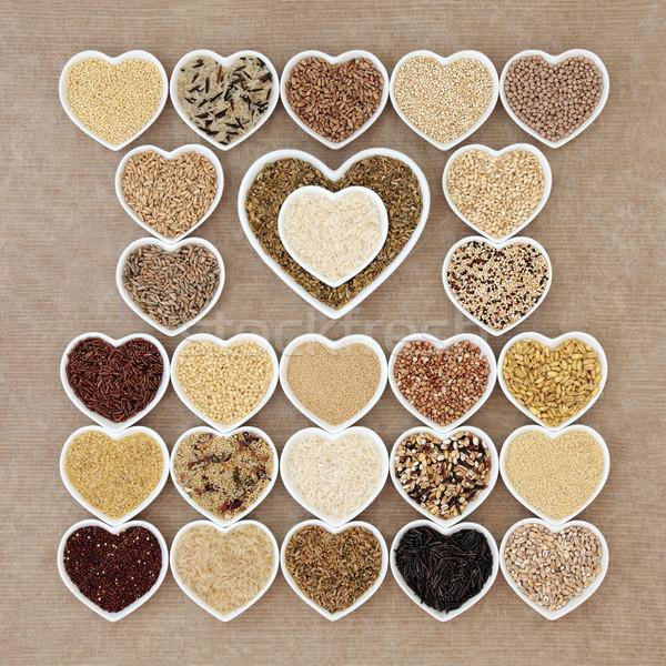 Natural Grain Health Food  Stock photo © marilyna