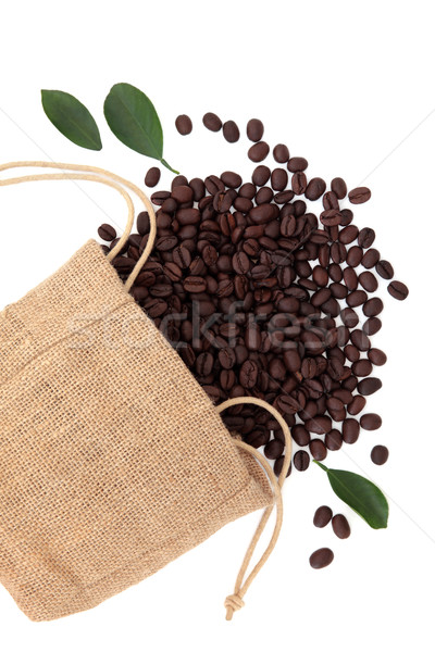 Coffee Beans Stock photo © marilyna