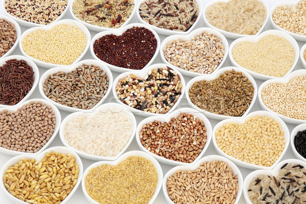 Grain Health Food Stock photo © marilyna