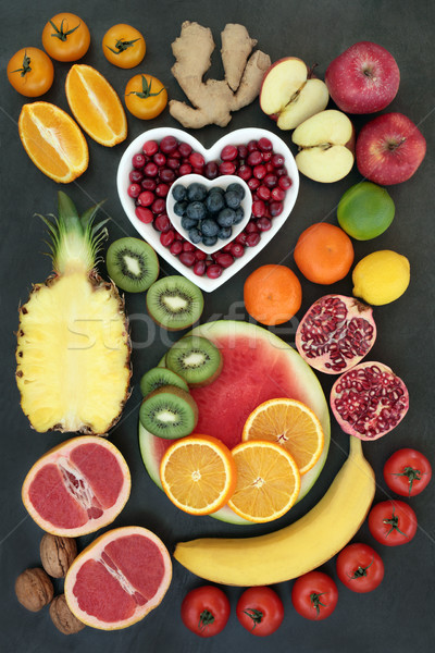 Super Food for Healthy Eating Stock photo © marilyna