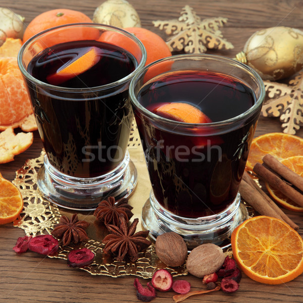 Mulled Wine Stock photo © marilyna