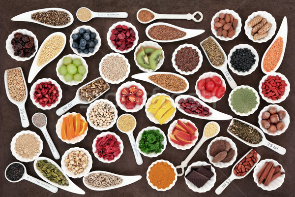 Large Superfood Collection Stock photo © marilyna