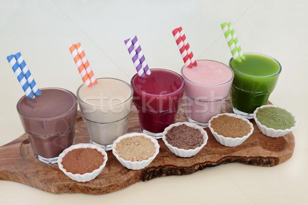 健康食 ドリンク 食品 チョコレート ルート ストックフォト © marilyna