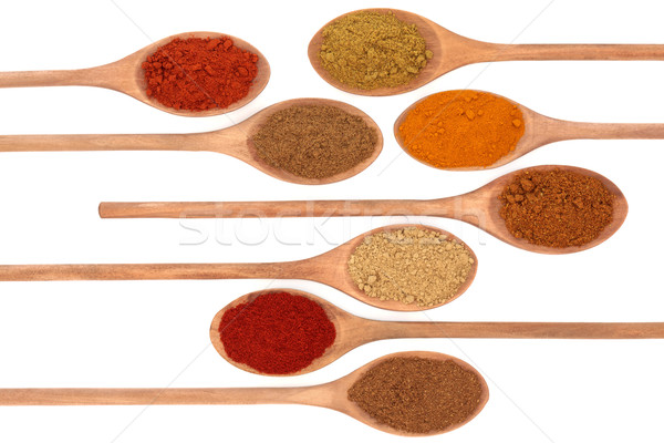 Spices Stock photo © marilyna