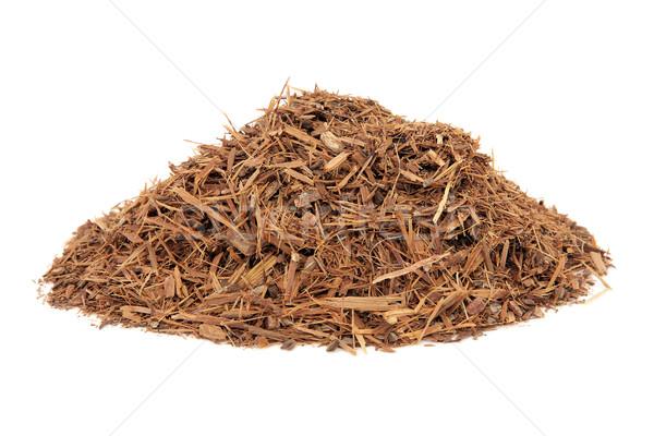 Zdjęcia stock: Kory · herb · używany · naturalnych · alternatywa