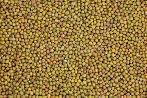 Fagioli bean alimentare salute verde sani Foto d'archivio © marilyna