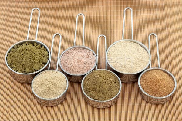 タンパク質 健康 食品 人参 チョコレート ストックフォト © marilyna