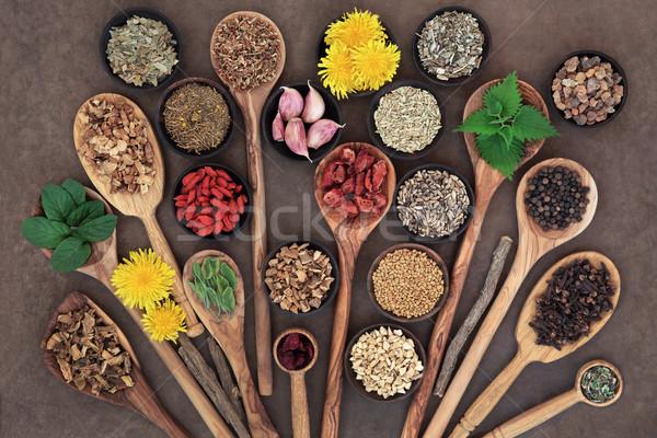 Liver Detox Super Food Stock photo © marilyna