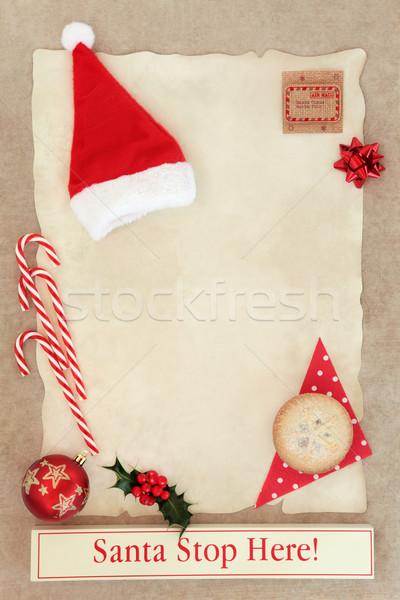 Christmas Eve Stock photo © marilyna