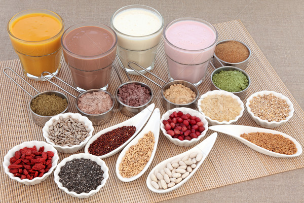 Body Building Superfood Stock photo © marilyna
