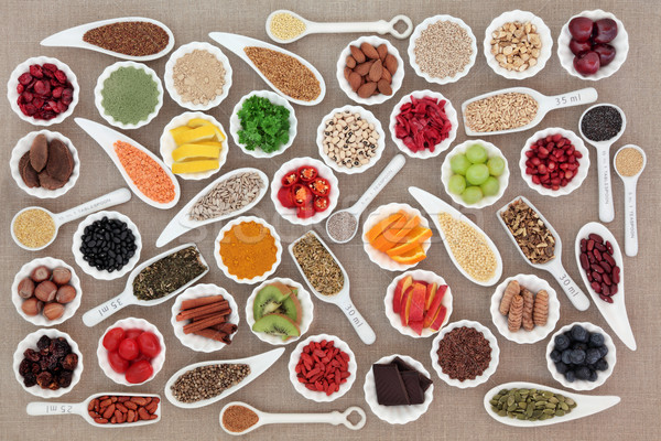 Stock photo: Superfood Collection