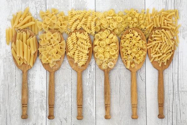 Italian Dried Pasta  Stock photo © marilyna