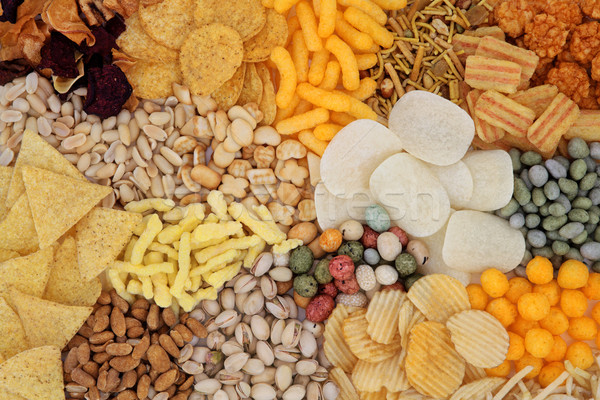 Snack Food  Stock photo © marilyna