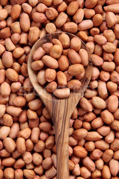 Peanuts Stock photo © marilyna