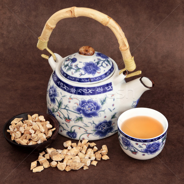 Ginseng Tea Stock photo © marilyna