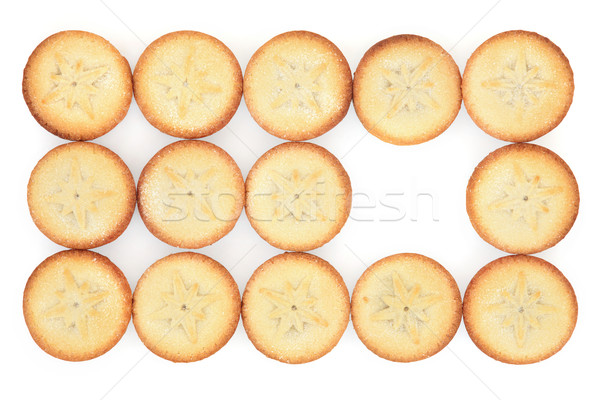 Mince Pies Stock photo © marilyna
