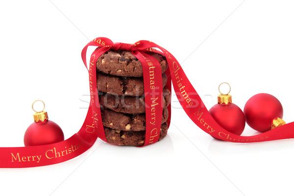 Christmas Treat Stock photo © marilyna