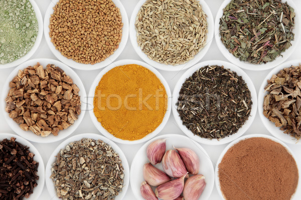 Liver Detox Foods Stock photo © marilyna