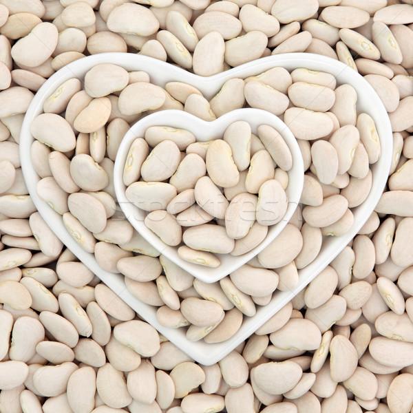 Lima Beans Stock photo © marilyna