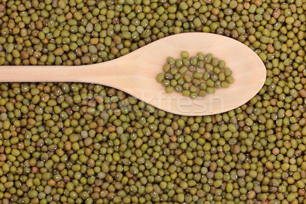 Mung Beans Stock photo © marilyna