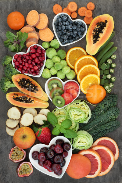 Super Food for a High Fiber Diet Stock photo © marilyna