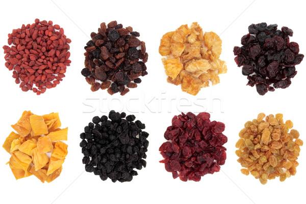 Fruit Sampler Stock photo © marilyna
