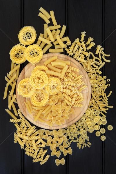 Dried Pasta Stock photo © marilyna