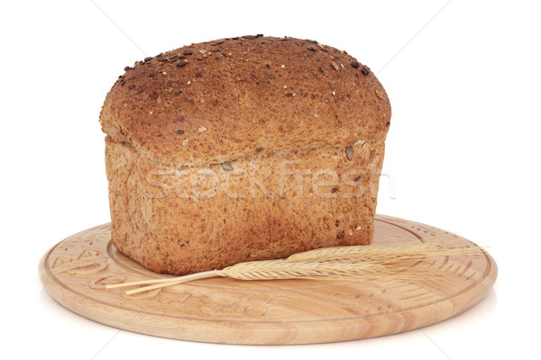Rustic Bread Loaf Stock photo © marilyna