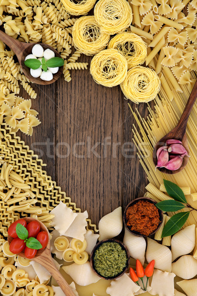Mediterranean Food  Stock photo © marilyna
