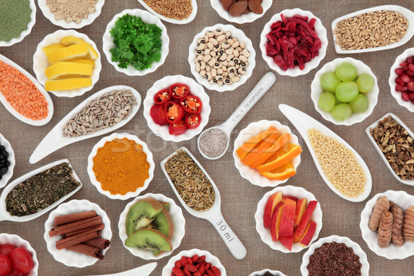 Super Food Stock photo © marilyna