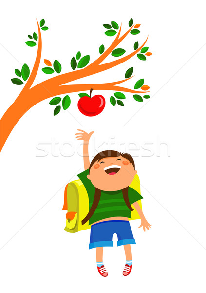 back to school Stock photo © marish