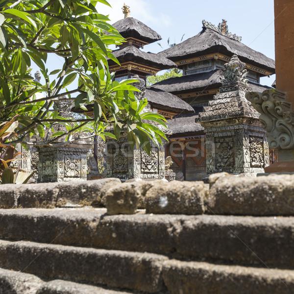 Tapınak bali Endonezya güzel Bina Stok fotoğraf © Mariusz_Prusaczyk