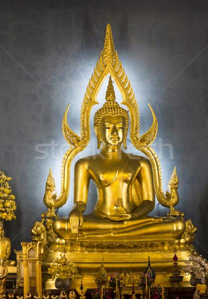 Buddy świątyni Bangkok kultu pokoju Zdjęcia stock © Mariusz_Prusaczyk