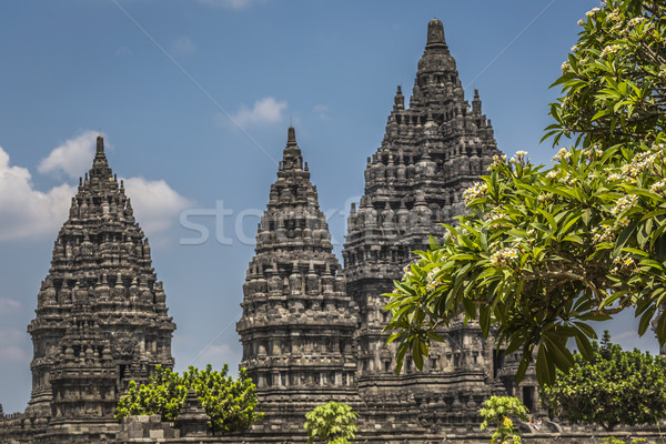 Prambanan temple near Yogyakarta on Java island, Indonesia Stock photo © Mariusz_Prusaczyk
